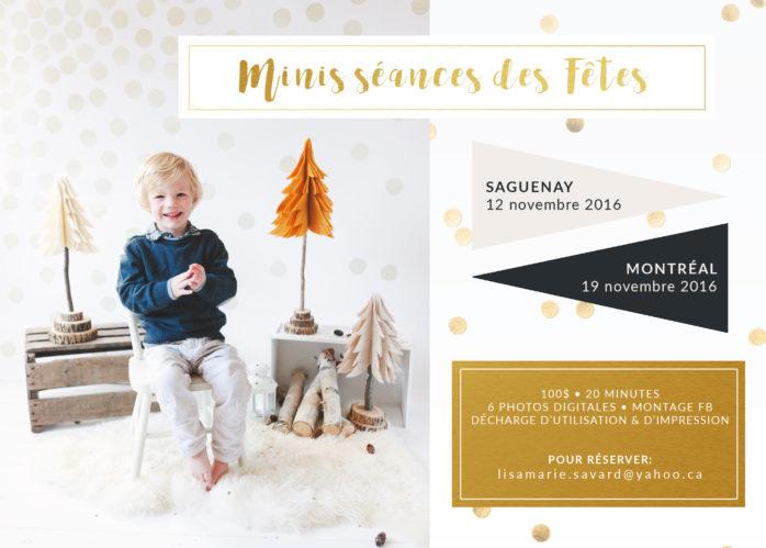 Minis séances des Fêtes Noël 2016. 2016 Holiday Christmas mini sessions. Photographe enfant famille Montréal Saguenay. Family children photographer Montreal Saguenay | Lisa-Marie Savard Photographie | www.lisamariesavard.com