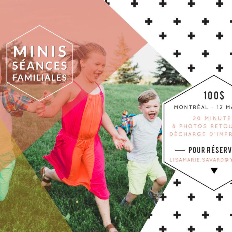 Outdoor family mini sessions Montreal. Minis séances familiales extérieures Montréal. Minis séances du printemps à Montréal