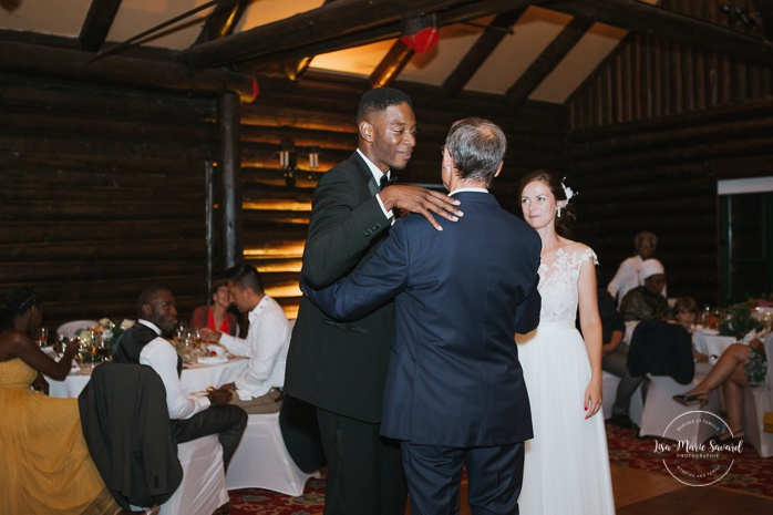 Bride's first dance with father. Salle Héritage. Mariage en Outaouais. Outaouais wedding. Ottawa photographer.