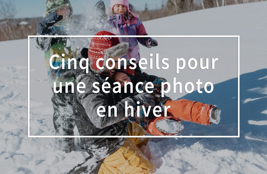 Cinq conseils pour une séance photo en hiver. Photographe de fiançailles à Montréal. Photographe de couple à Montréal. Photographe de famille à Montréal. Séance photo en hiver à Montréal. Photoshoot hiver Montréal