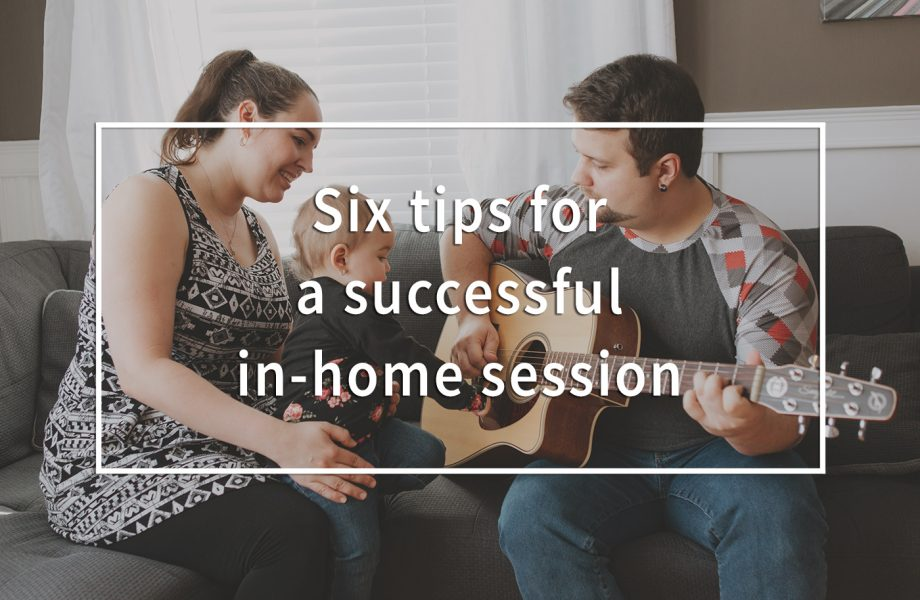 Six tips for a successful in-home session. Montreal lifestyle photographer. Montreal family photoshoot. Montreal in-home session.