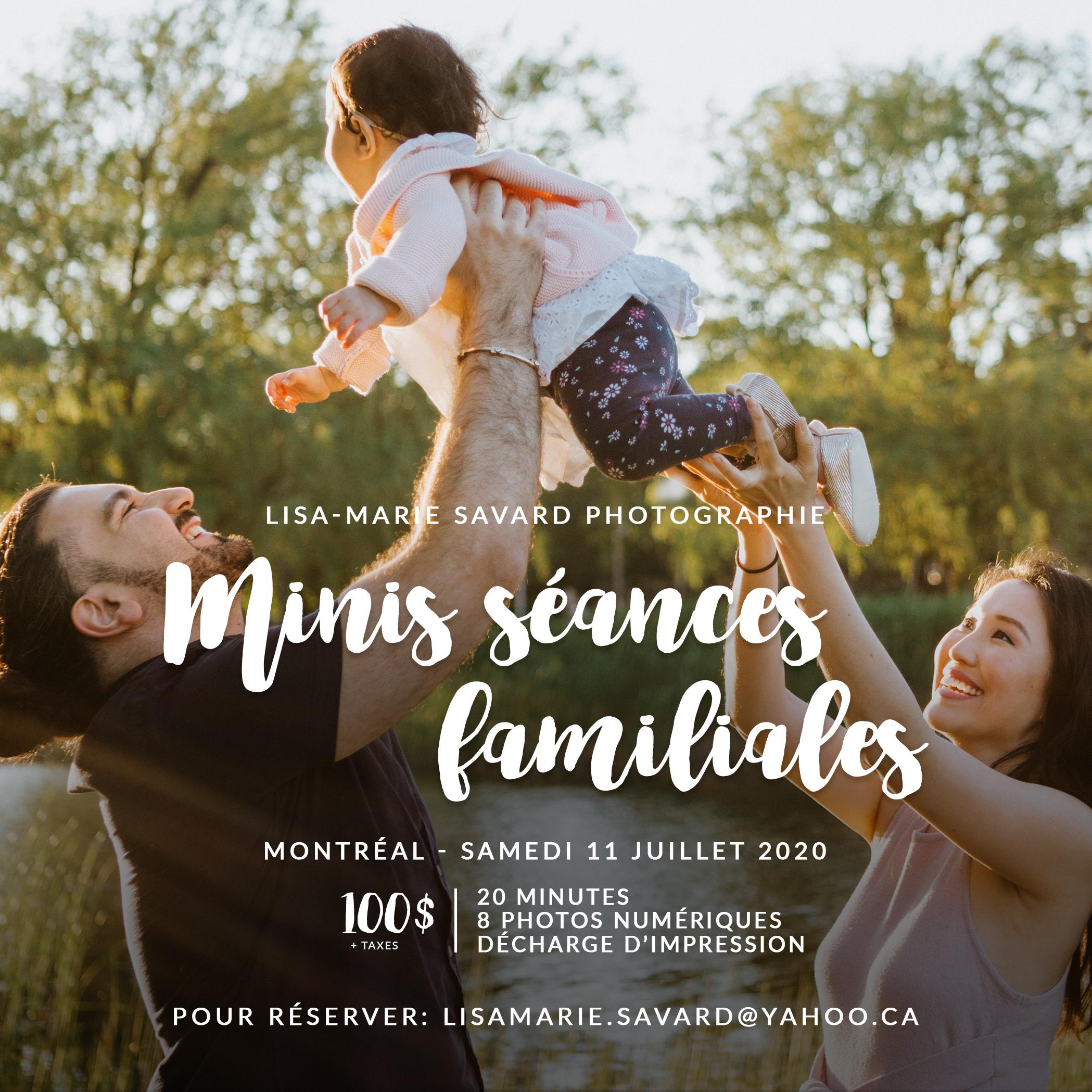 Minis séances familiales à Montréal 11 juillet 2020. Photos de famille à l'extérieur COVID-19. Montreal family mini sessions July 11th 2020. COVID-19 outdoor family photos.