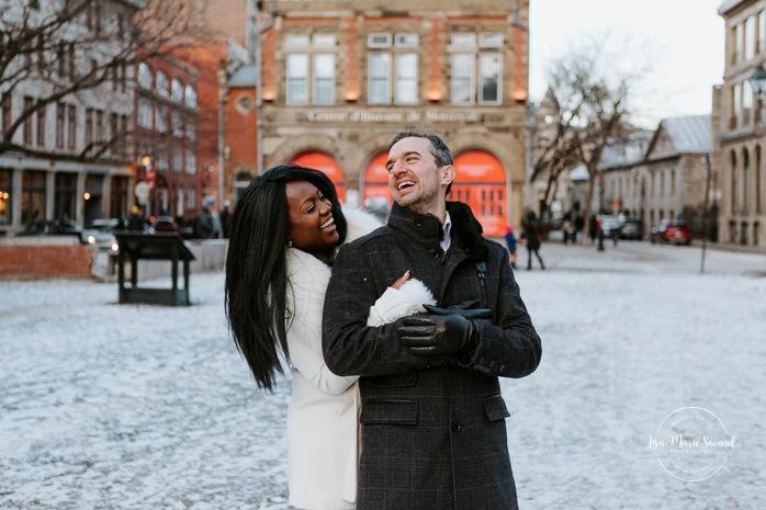 Photographe de couple à Montréal. Séance photo de fiançailles à Montréal. Photos de couple à Montréal. Montreal engagement photographer. Montreal engagement session. Montreal engagement photos.